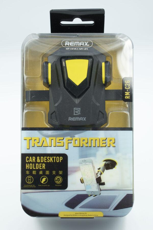 Βάση Αυτοκινήτου Remax Transformer