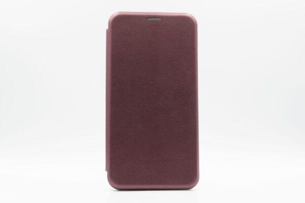 Θήκη Βιβλίο Appel Iphone 11 Με Μαγνήτη Μπορντό