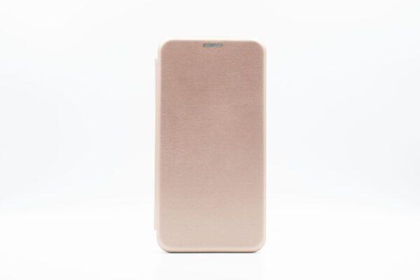 Θήκη Βιβλίο Appel Iphone 11 Με Μαγνήτη Ρόζ-Χρυσό