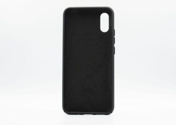 Xiaomi Redmi 9A Θήκη Σιλικόνης Μαύρη