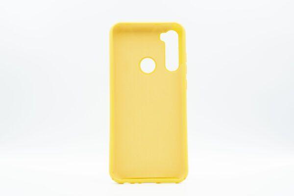 Xiaomi Redmi Note 8T Θήκη Σιλικόνης Κίτρινη