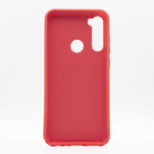 Xiaomi Redmi Note 8T Θήκη Σιλικόνης Κόκκινη