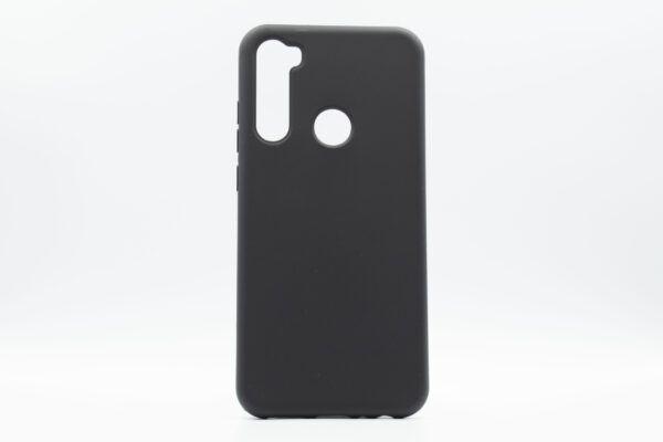 Xiaomi Redmi Note 8T Θήκη Σιλικόνης Μαύρη