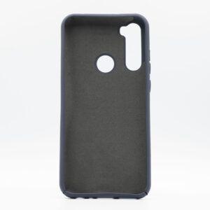 Xiaomi Redmi Note 8T Θήκη Σιλικόνης Μπλε Σκούρο