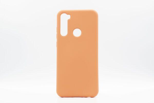 Xiaomi Redmi Note 8T Θήκη Σιλικόνης Πορτοκαλί