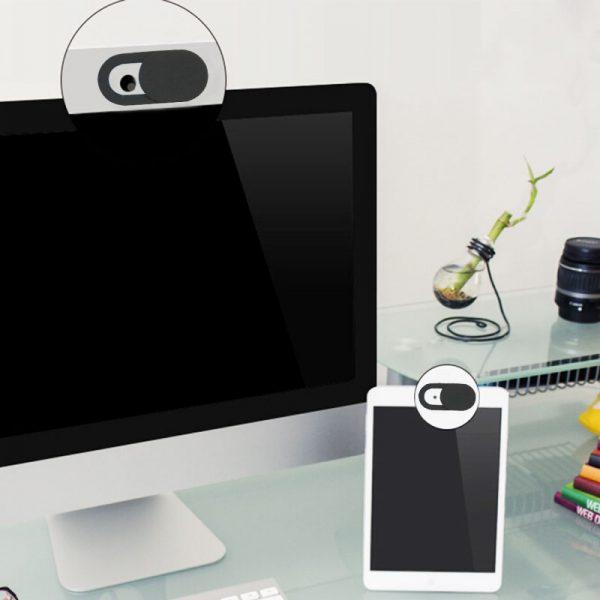 Κάλυμμα κάμερας SPPIP-001 universal 3τμχ μαύρο