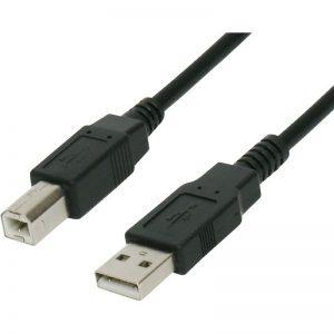 Καλώδιο εκτυπωτή USB 2.0 5m