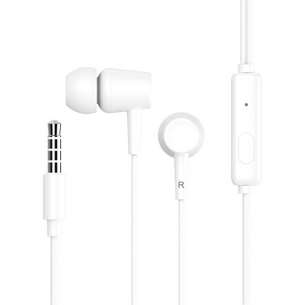 CELEBRAT earphones G13 με μικρόφωνο 10mm. 1.2m
