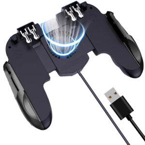 LGP Ψυκτικό GAMEPAD 6-Δακτύλων PUBG Για ANDROID & IOS WITH USB