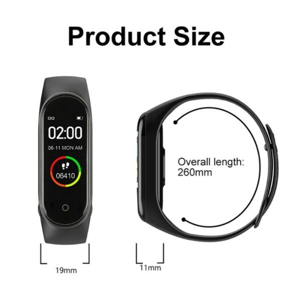 Smartwatch M4 Pro (with body temperature)
