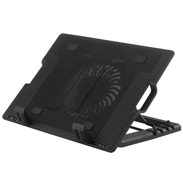 Βάση Laptop Cooler 638B (μαύρο) 1
