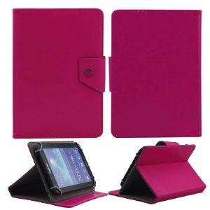 Θήκη Tablet Universal Αναδιπλούμενη 10 (ρόζ)