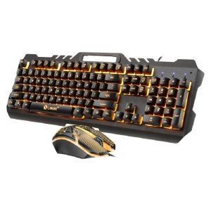 Σετ Πληκτρολόγιο – Ποντίκι T21 Metal Storm