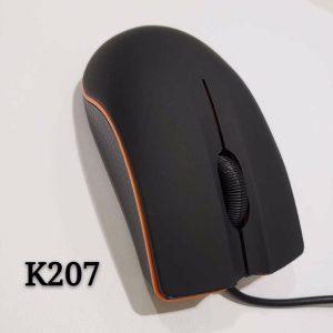 Ενσύρματο ποντίκι K207