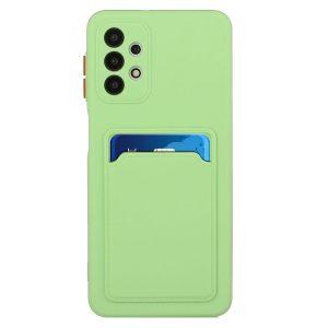 Θήκη Samsung S21 Ultra 5G Galaxy Back Cover με Υποδοχή Κάρτας