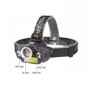 Προβολέας κεφαλής LED Headlamp BL-T841-T6